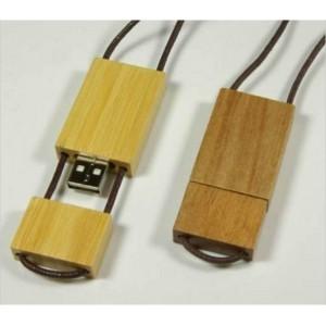 Dřevěný flash disk 4 GB