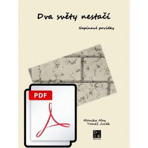 Dva světy nestačí - e-kniha PDF