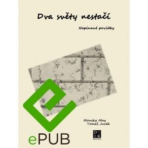 Dva světy nestačí - e-kniha EPUB