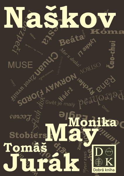 detektivní povídky - obálka knihy Naškov